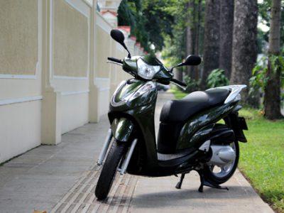 Honda SH300i - sự khác biệt của scooter phân khối lớn