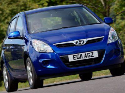 """Hyundai i20 Blue """"ngốn"""" 3,7 lít/100 km trình làng"""