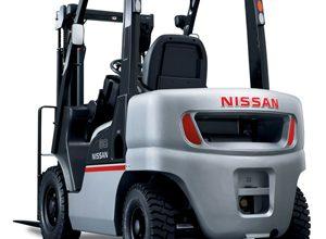 Xe nâng Nissan Platinum II