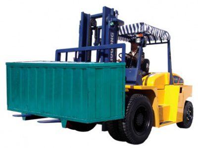 Xe nâng hàng 5 tấn LIUGONG CPCD50