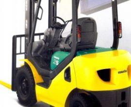 Xe nâng dầu Komatsu 3 tấn cũ giá rẻ, thử xe thoải mái