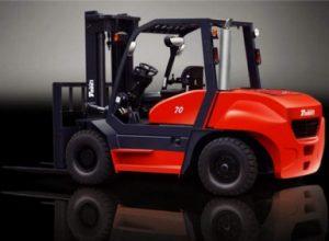 Xe nâng động cơ Diesel TAILIFT FD80