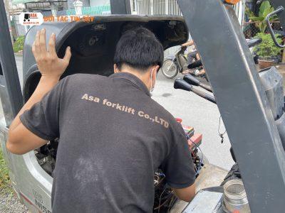 Sửa chữa xe nâng tại Bình Dương hiện này là một dịch vụ được ưa chuộng trong các KCN Bình Dương