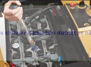 Sửa chữa xe nâng hàng định kỳ