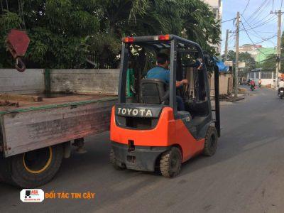 Đâu là đơn vị sửa chữa xe nâng tại Đồng Nai uy tín?