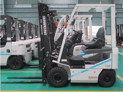 Từ năm 2013, Nissan Forklift Corporation chính thức trở thành một công ty con của tập đoàn Nissan Motor Co Ltd