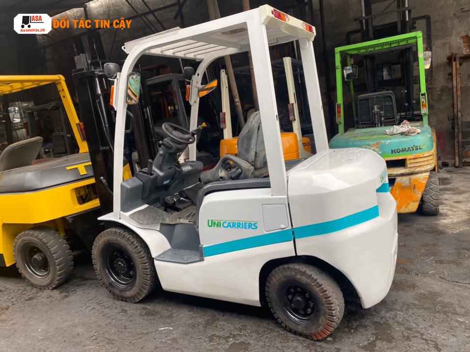 Asa cung cấp nhiều dòng xe nâng chất lượng cao đến từ nhiều thương hiệu nổi tiếng thế giới