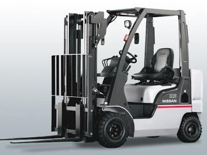 Các chi tiết xe nâng nissan 2.5 tấn có độ gắn kết, tính đồng bộ cao, hoạt động bền bỉ, ổn định