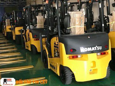 Cung cấp dịch vụ sửa xe nâng cho các doanh nghiệp tại TP. HCM và các tỉnh lân cận