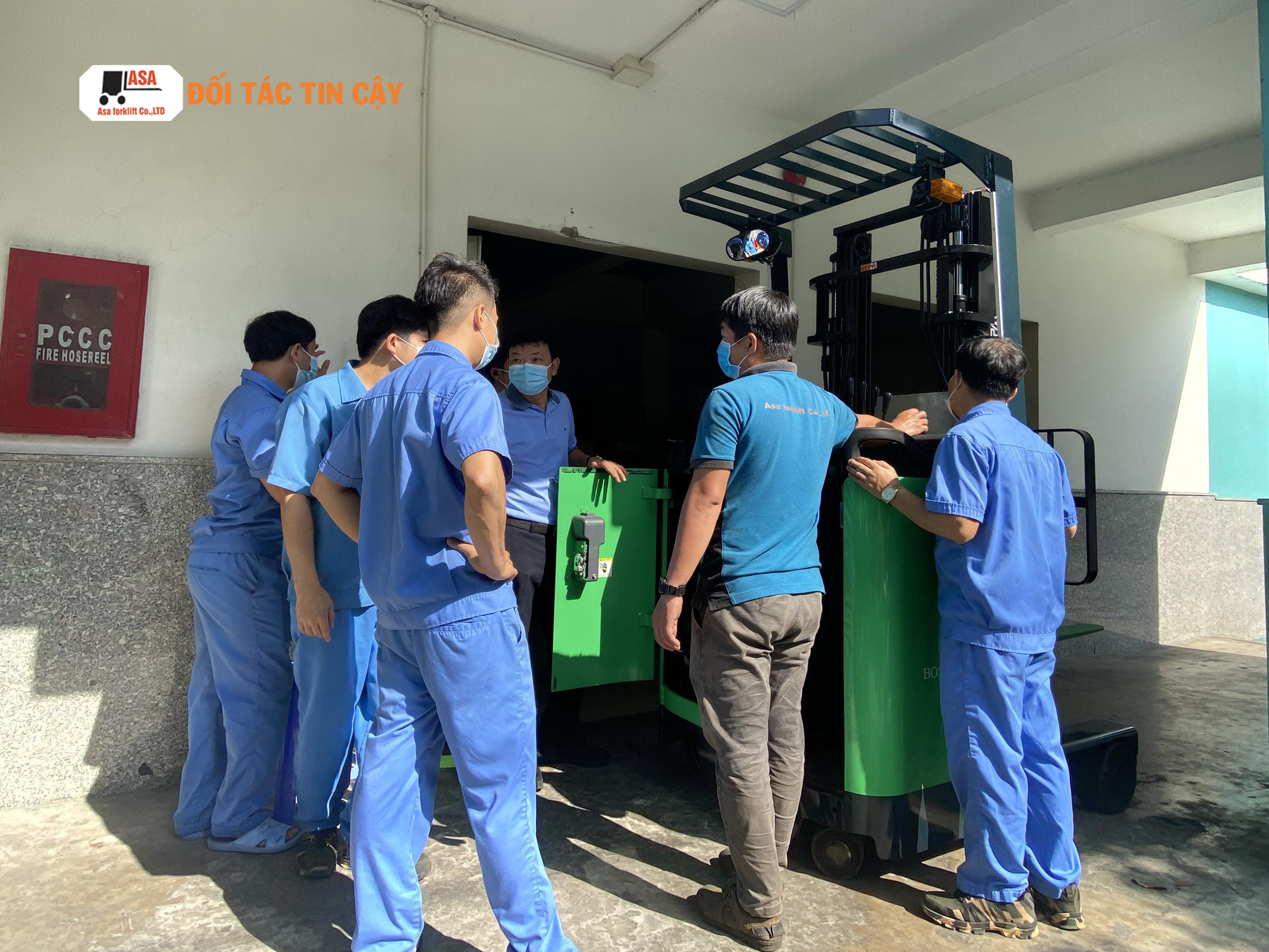 Xe cu gia re TPHCM được phân phối tại ASA và được nhân viên Asa hướng dẫn cách sử dụng tận tình